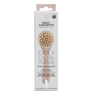 3/$15 Daily Concepts Facial Dry Brush
